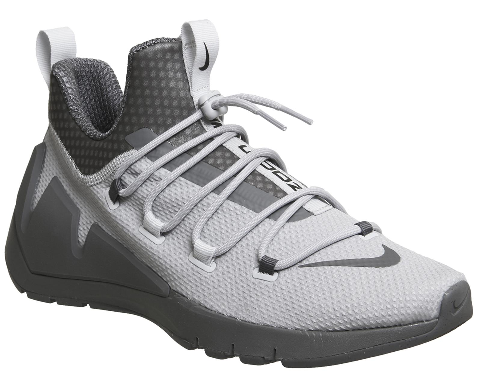 b2fa89fd852f Nike Air Zoom Grade Trainers in Gray for Men - Lyst