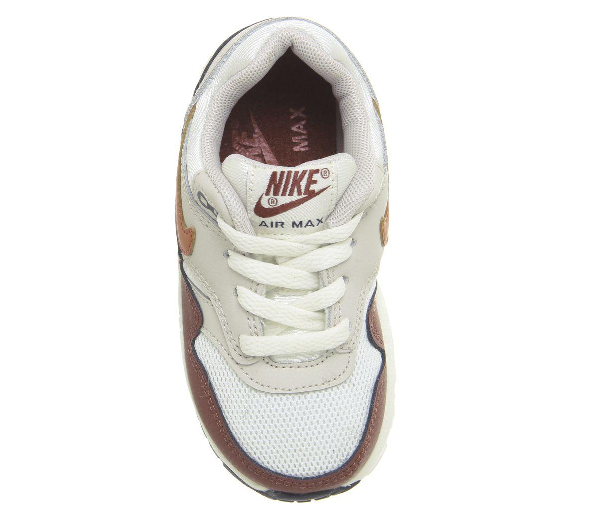 Nike Leather Air Max 1 Td for Men