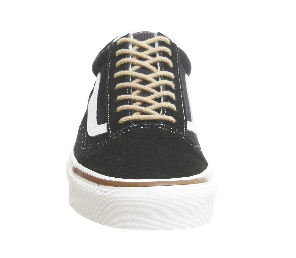 8094e5bc381 Vans - Black Old Skool Dx Trainers for Men - Lyst. View fullscreen