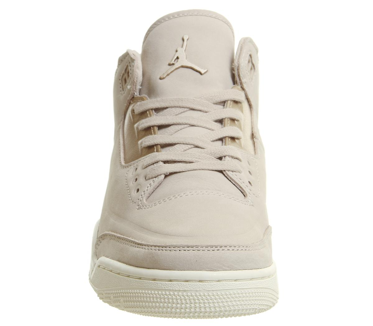 Nike Suede 3 Trainers in Natural