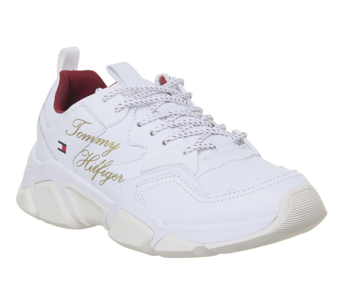 593d5f971933a Tommy Hilfiger Billy Trainers in White - Lyst