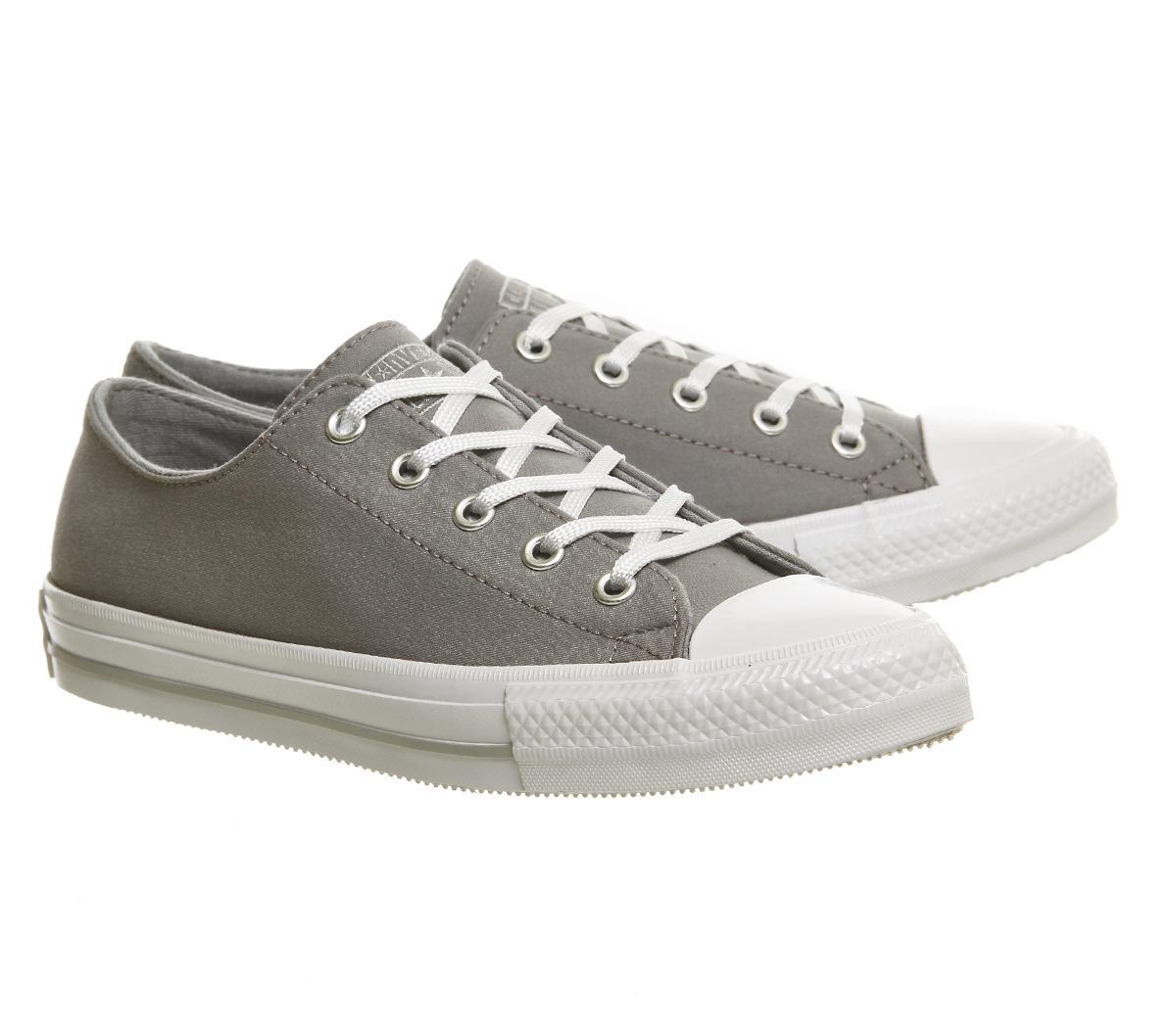 Converse Ctas Gemma Low Canvas in Grey White (Grey) for Men