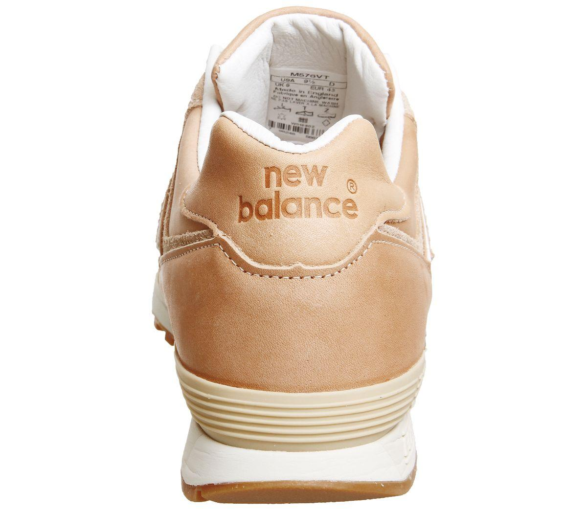 New Balance Leather 576 Trainers for