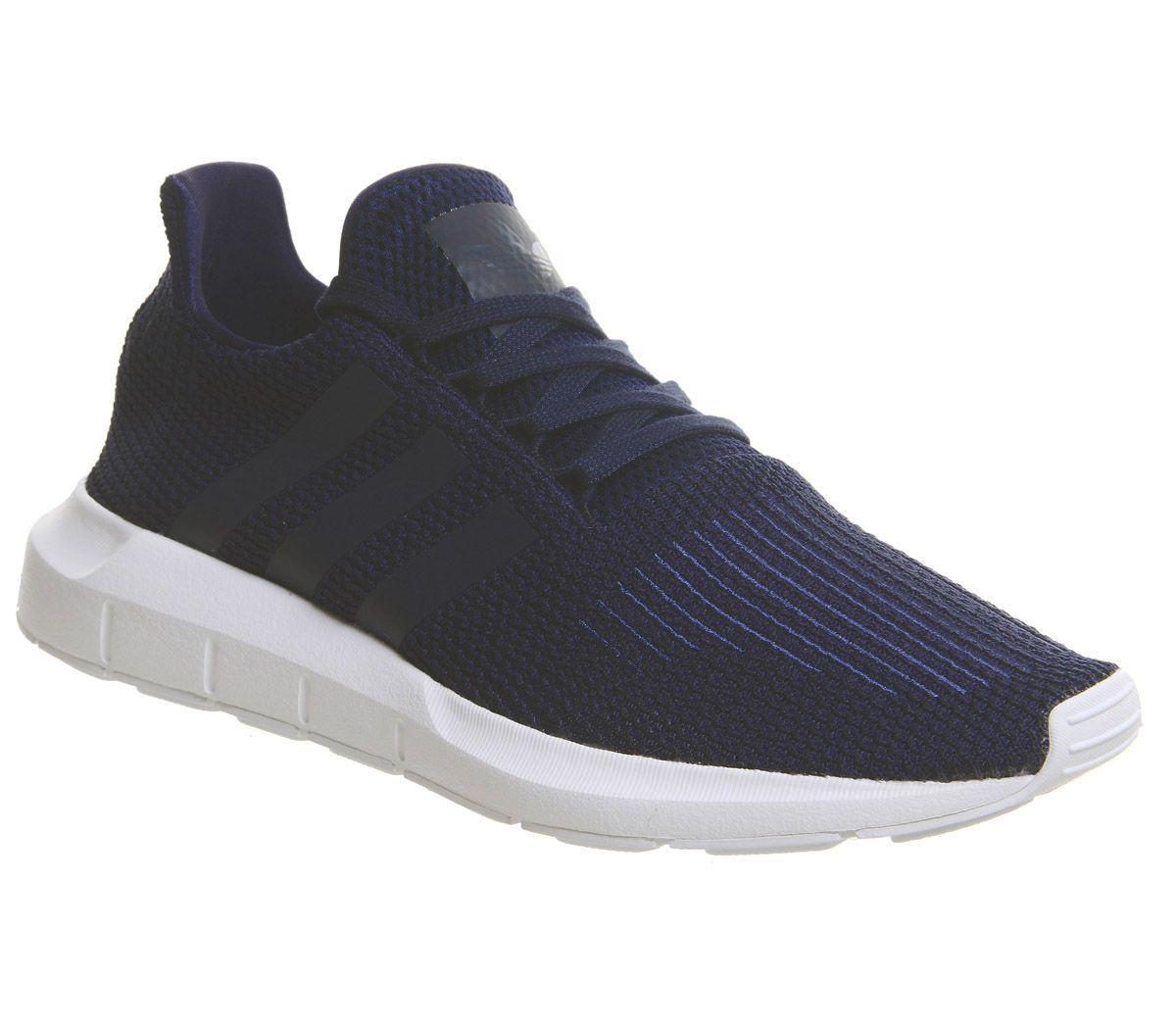 cc723d2c2 adidas Swift Run Trainers in Blue - Lyst