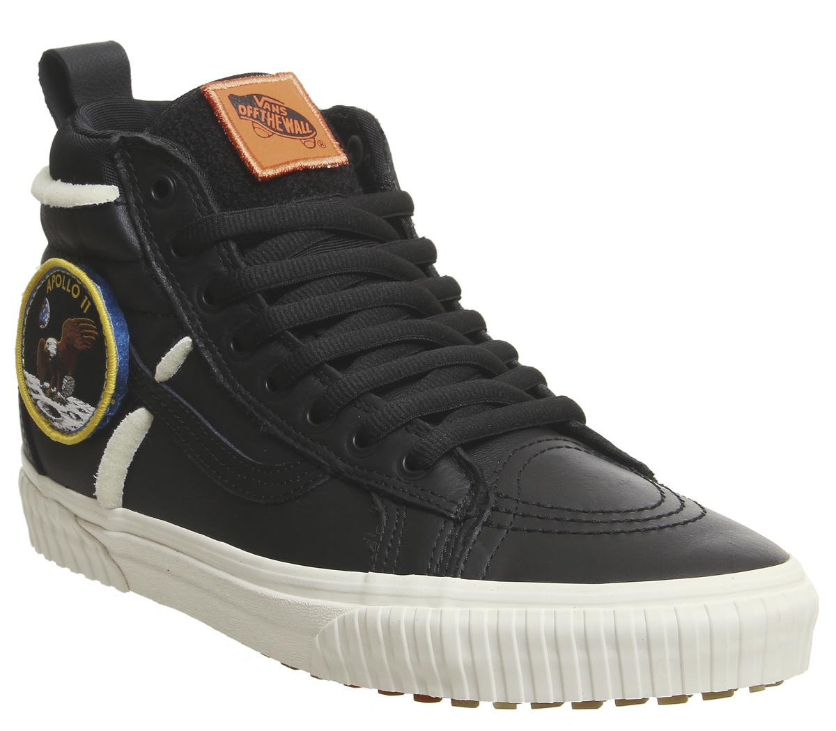691e9c27f71 Vans Sk8 Hi Mte Trainers in Black for Men - Lyst