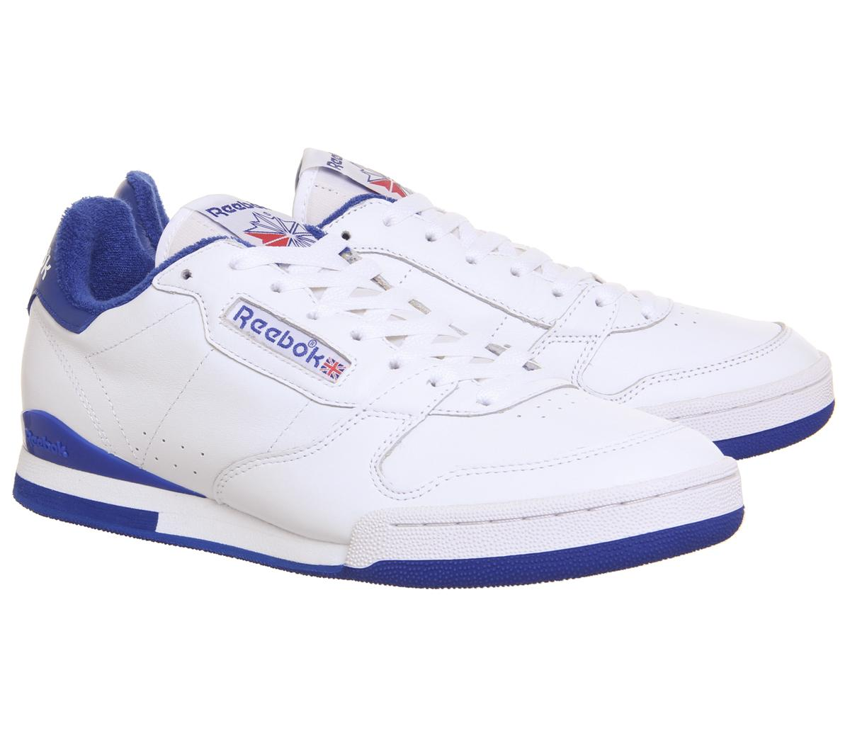 Reebok Leather Phase 1 84 Archive Te in White for Men - Save 42%