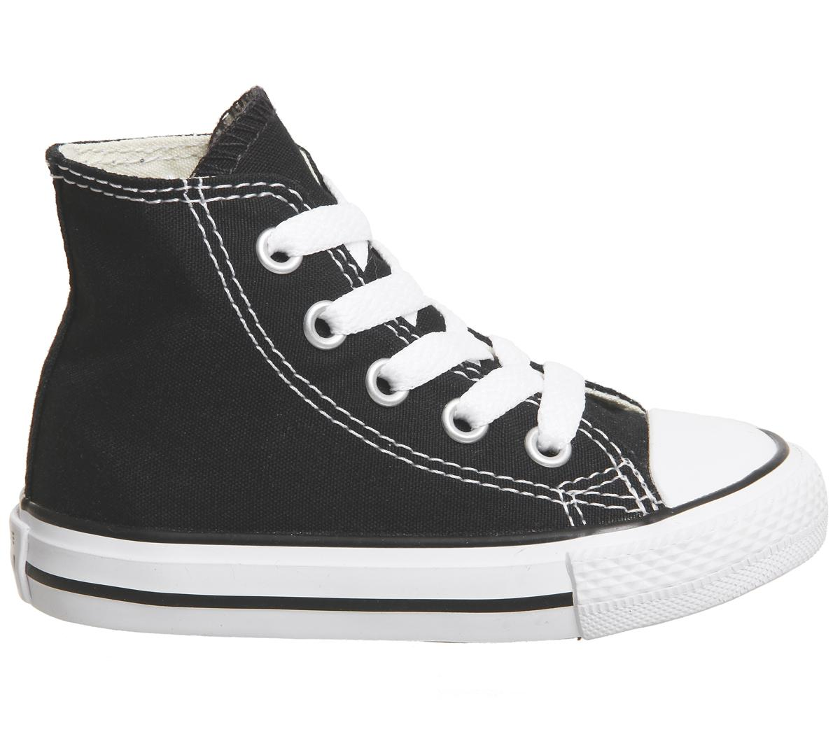 92436ea0227b Lyst - Converse Small Star Hi Canvas in Black for Men