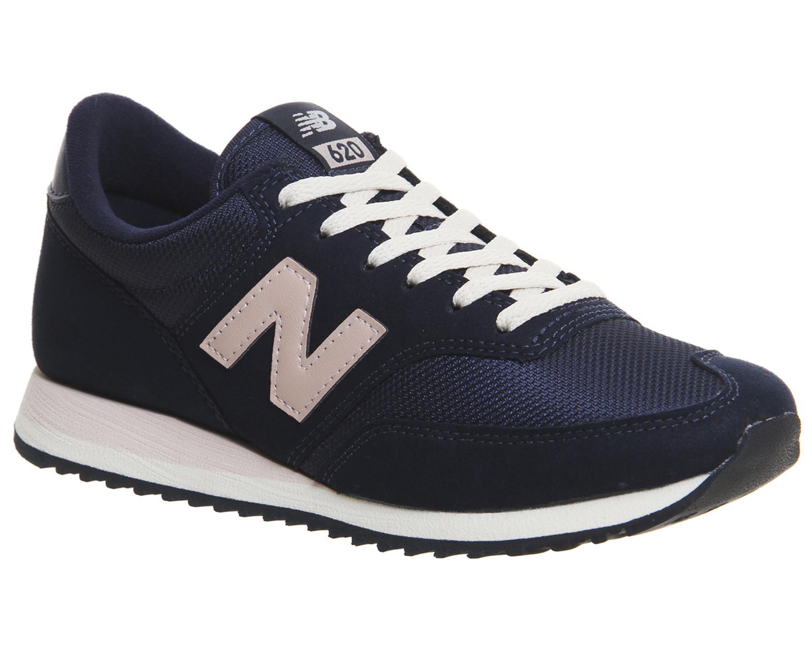 new balance navy blue