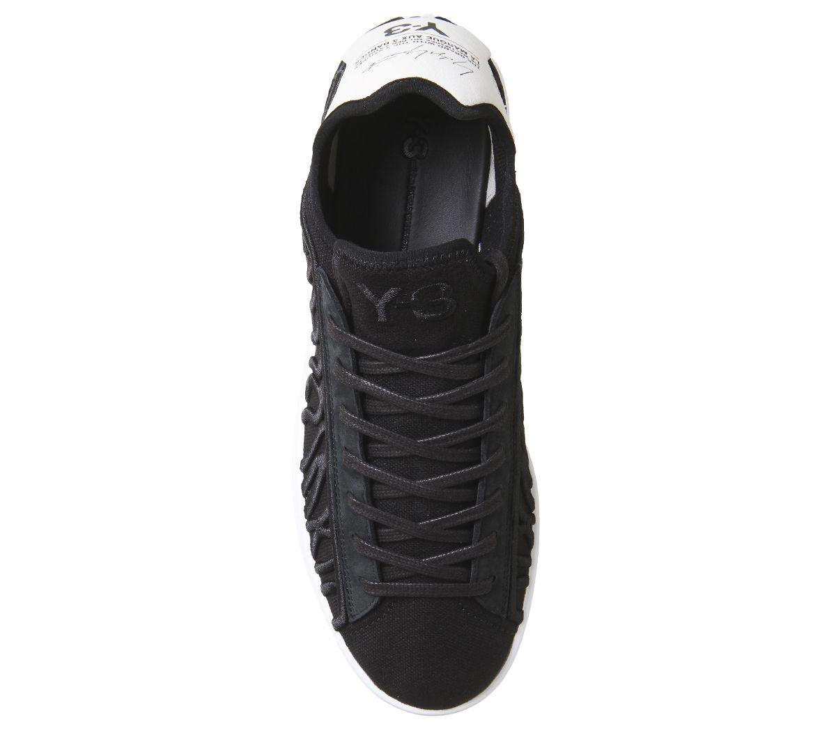 Y-3 Denim Y-3 Shishu Stan in Black White (Black)