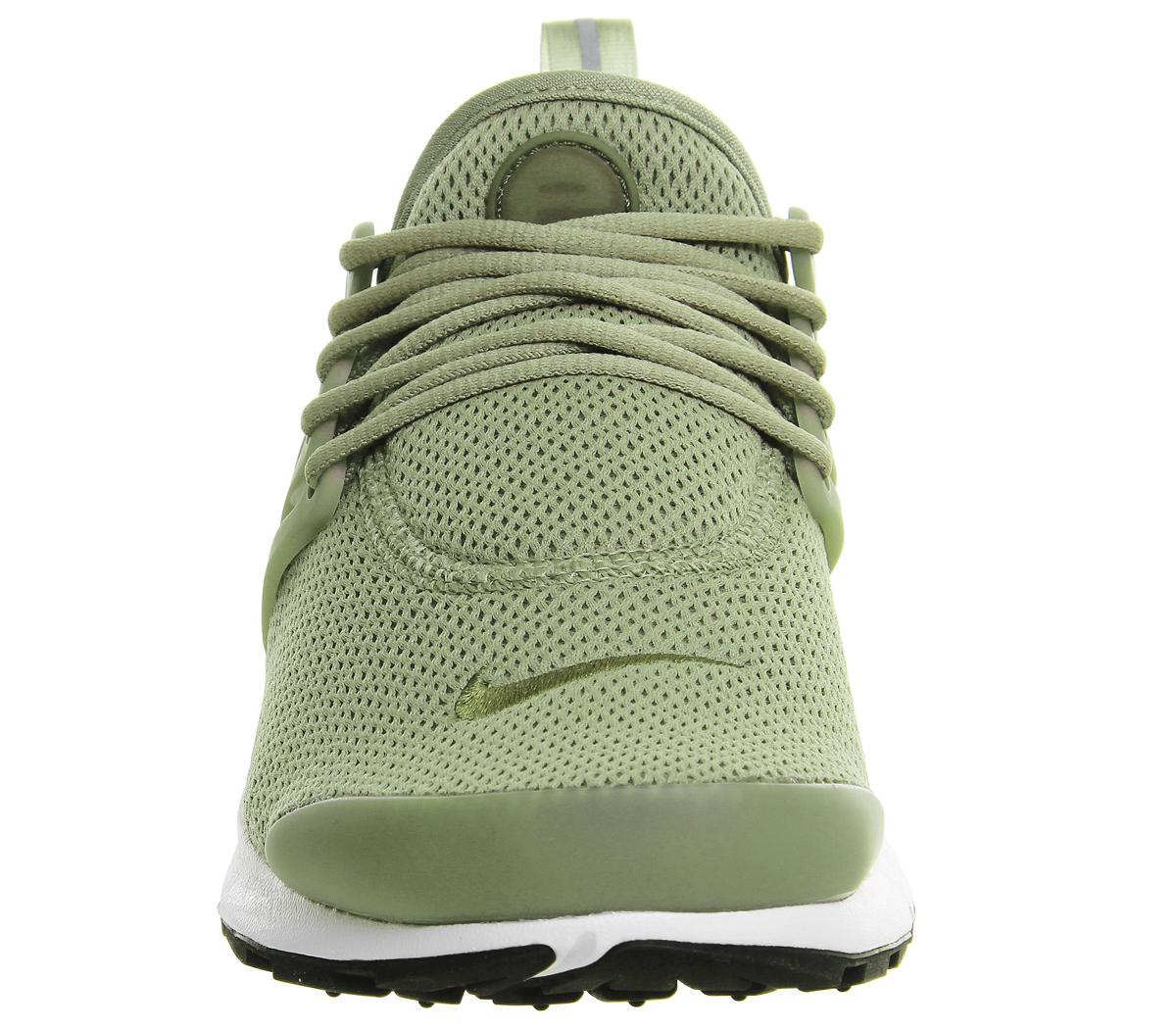 competitive price 58876 bf789 Nike Rubber Air Presto Womens Trainers in Green - Lyst
