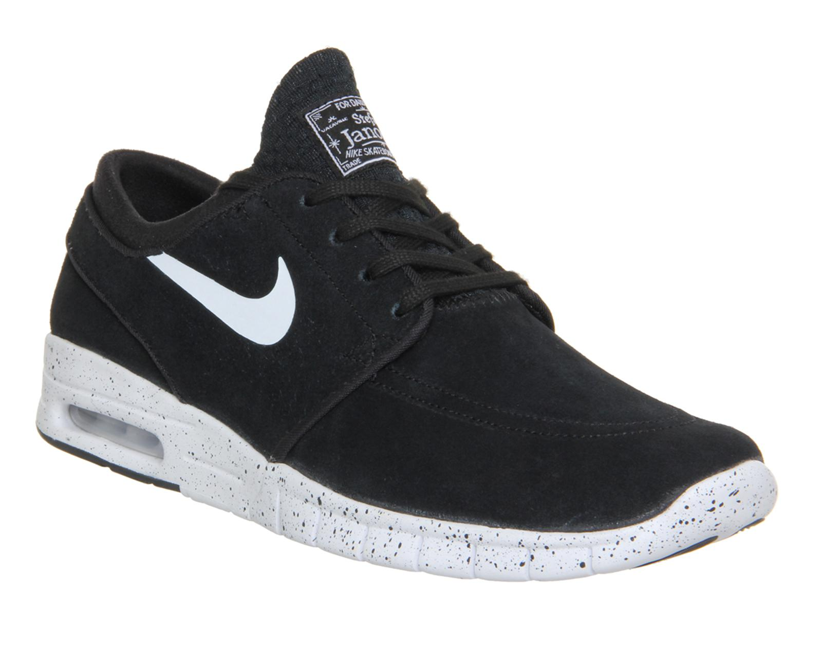 2fbf047b14c Lyst - Nike Stefan Janoski Max in Black for Men