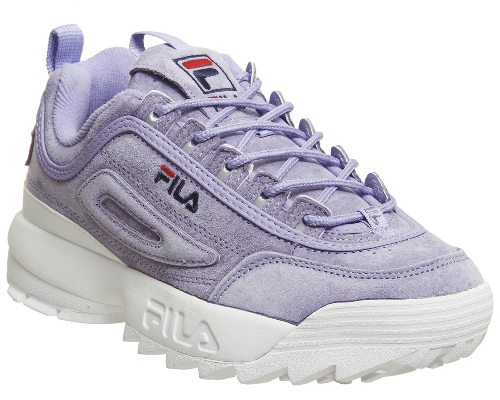 Fila Purple Disruptor Ii Trainers