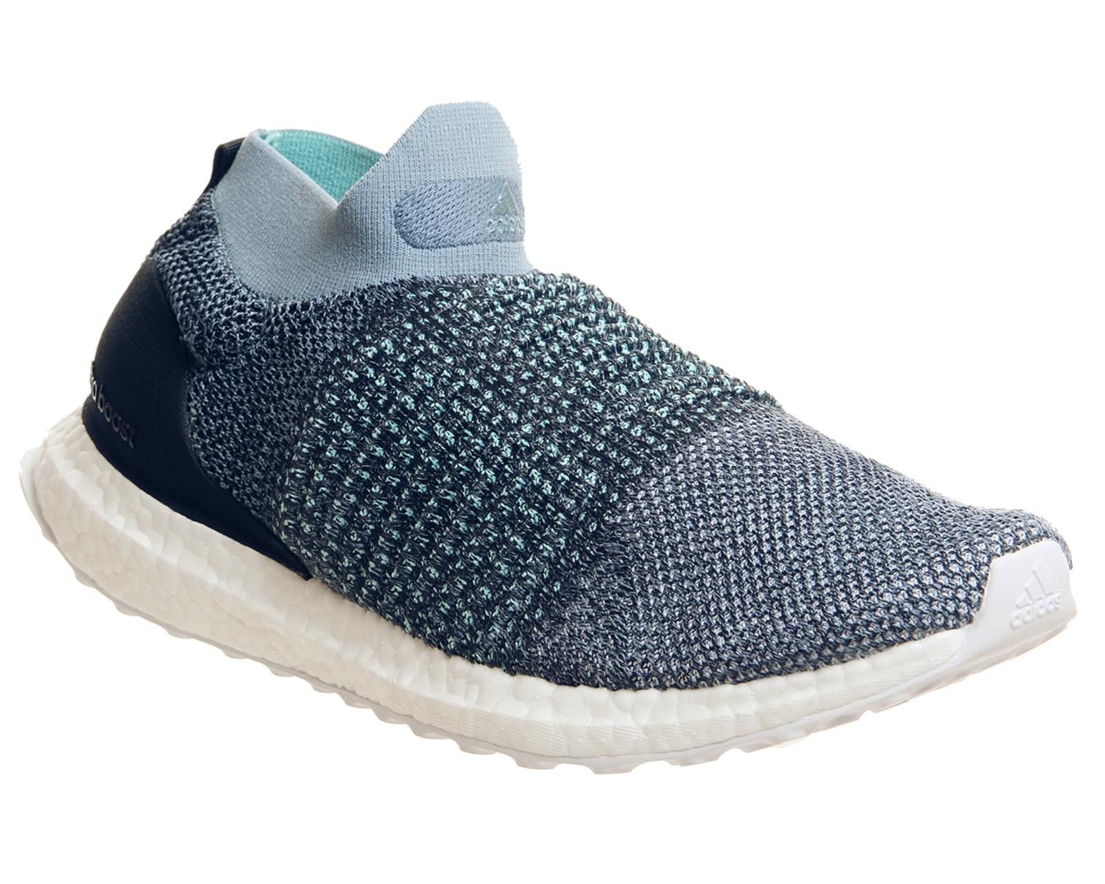 aa48ca623fb4 adidas Ultra Boost Laceless Trainers in Gray - Lyst