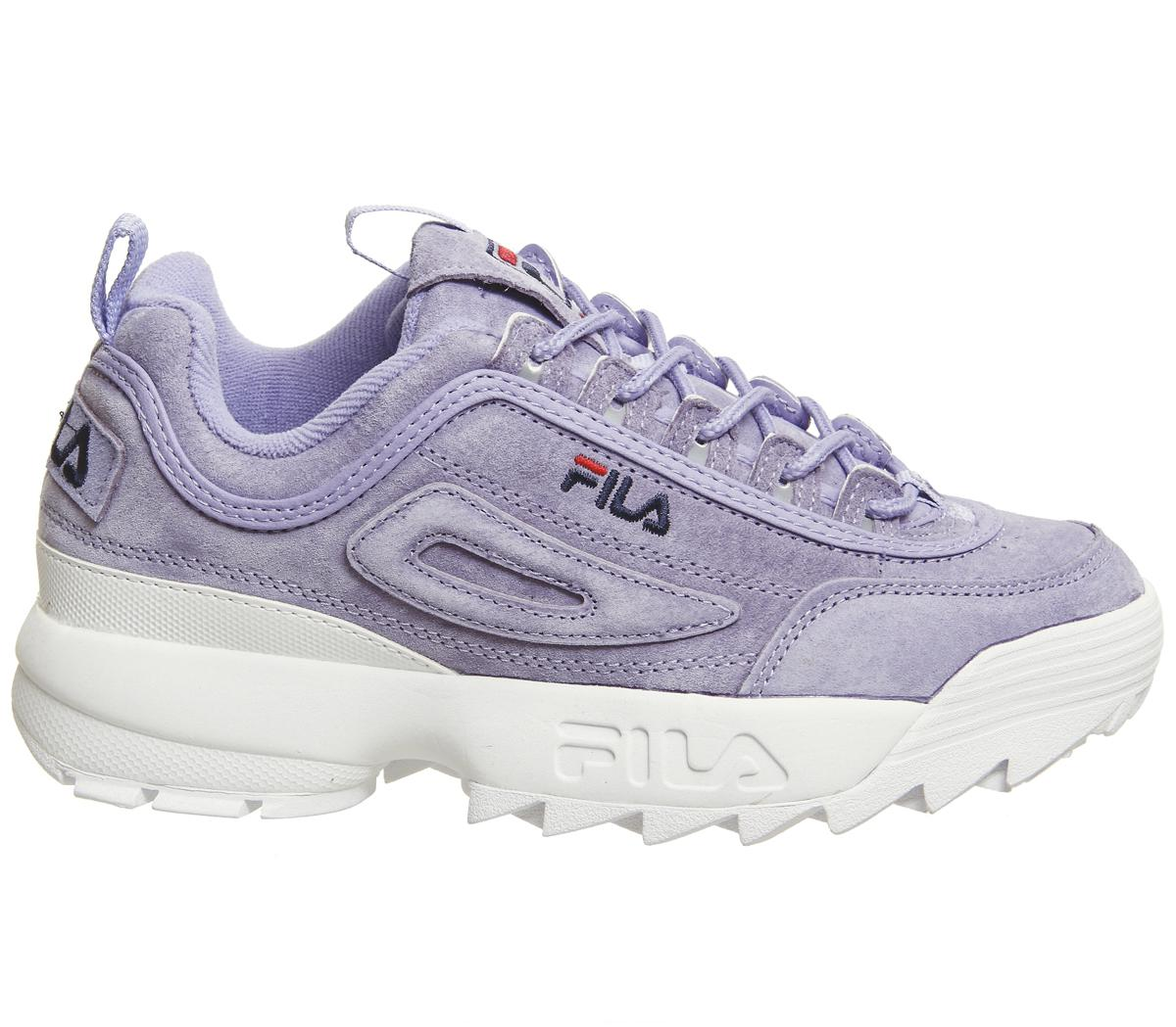 Fila Purple Disruptor Ii Trainers