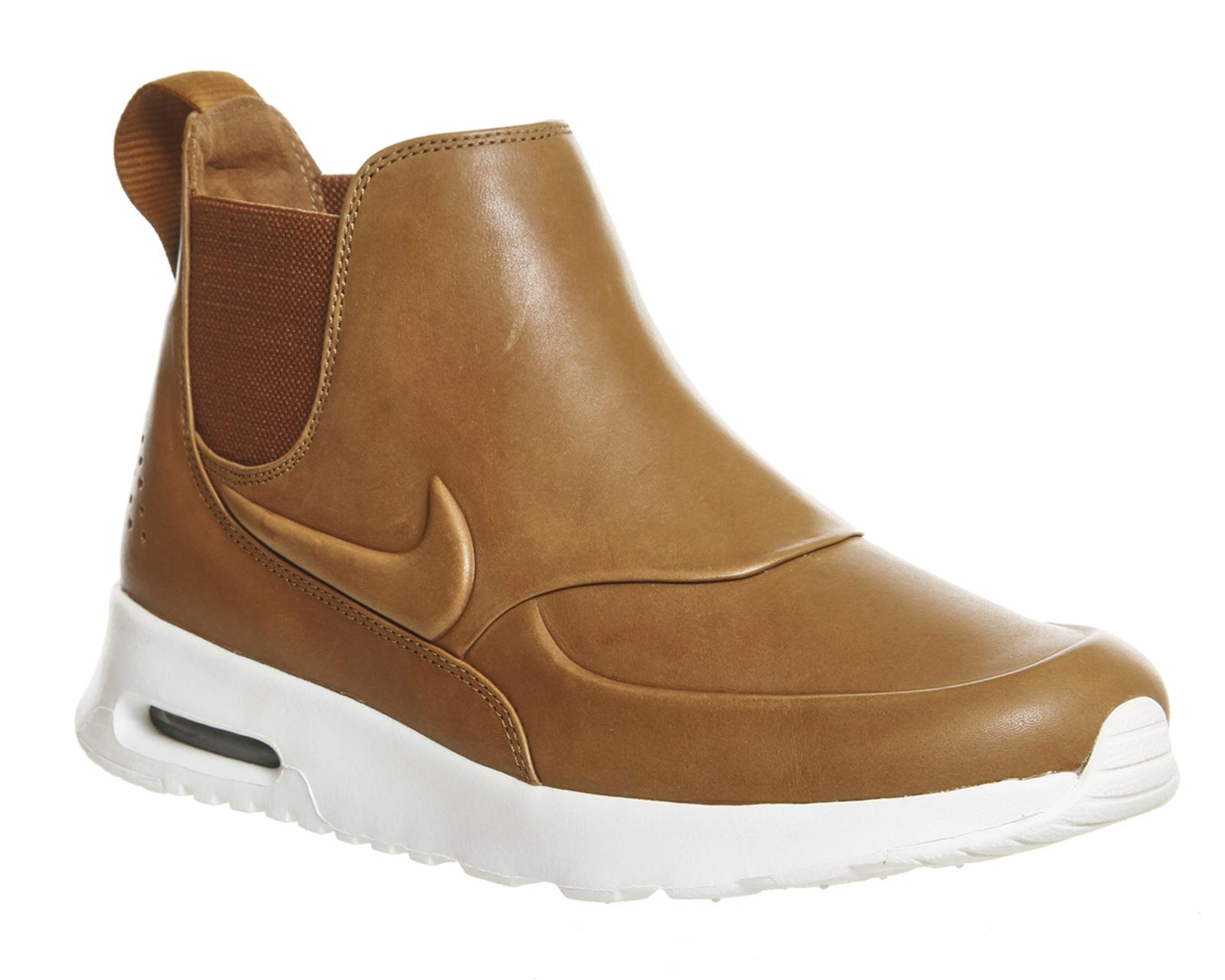 Nike Leather Air Max Thea Mid Wmns in