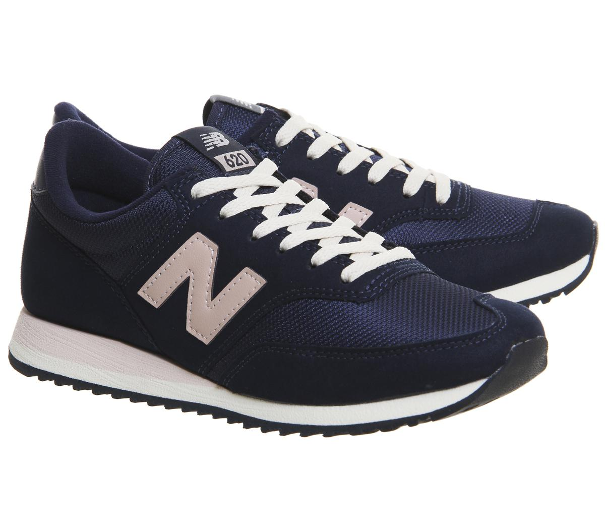 620 Trainers in Navy (Blue) for Men - Lyst
