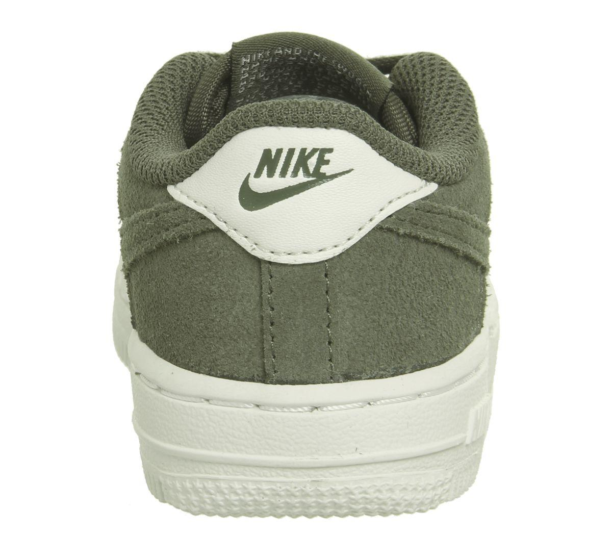 Nike Rubber Air Force 1 Infant Trainers