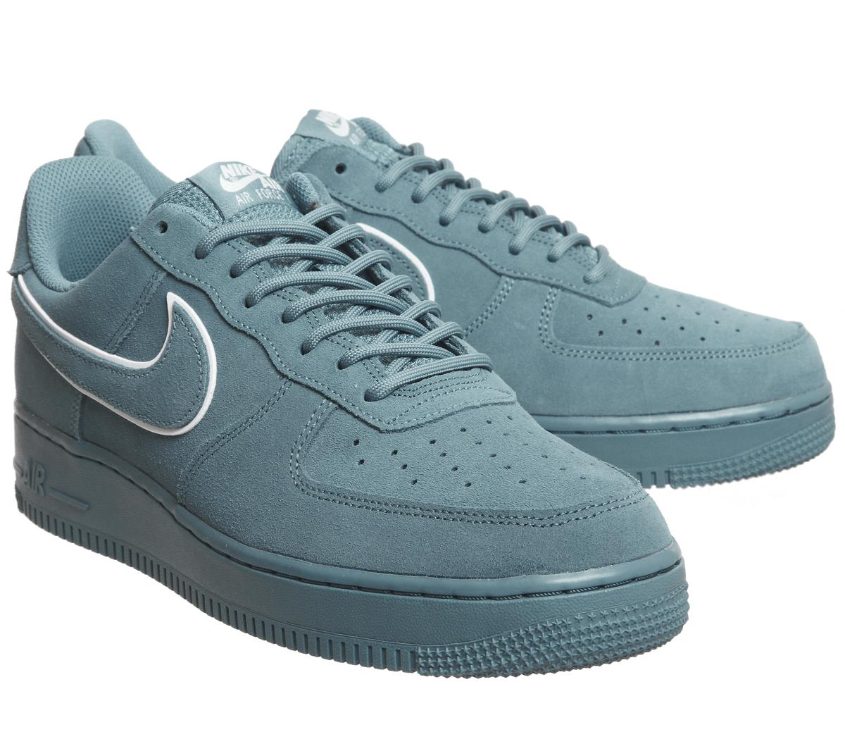 Nike Rubber Air Force 1 Lv8 in Blue for Men