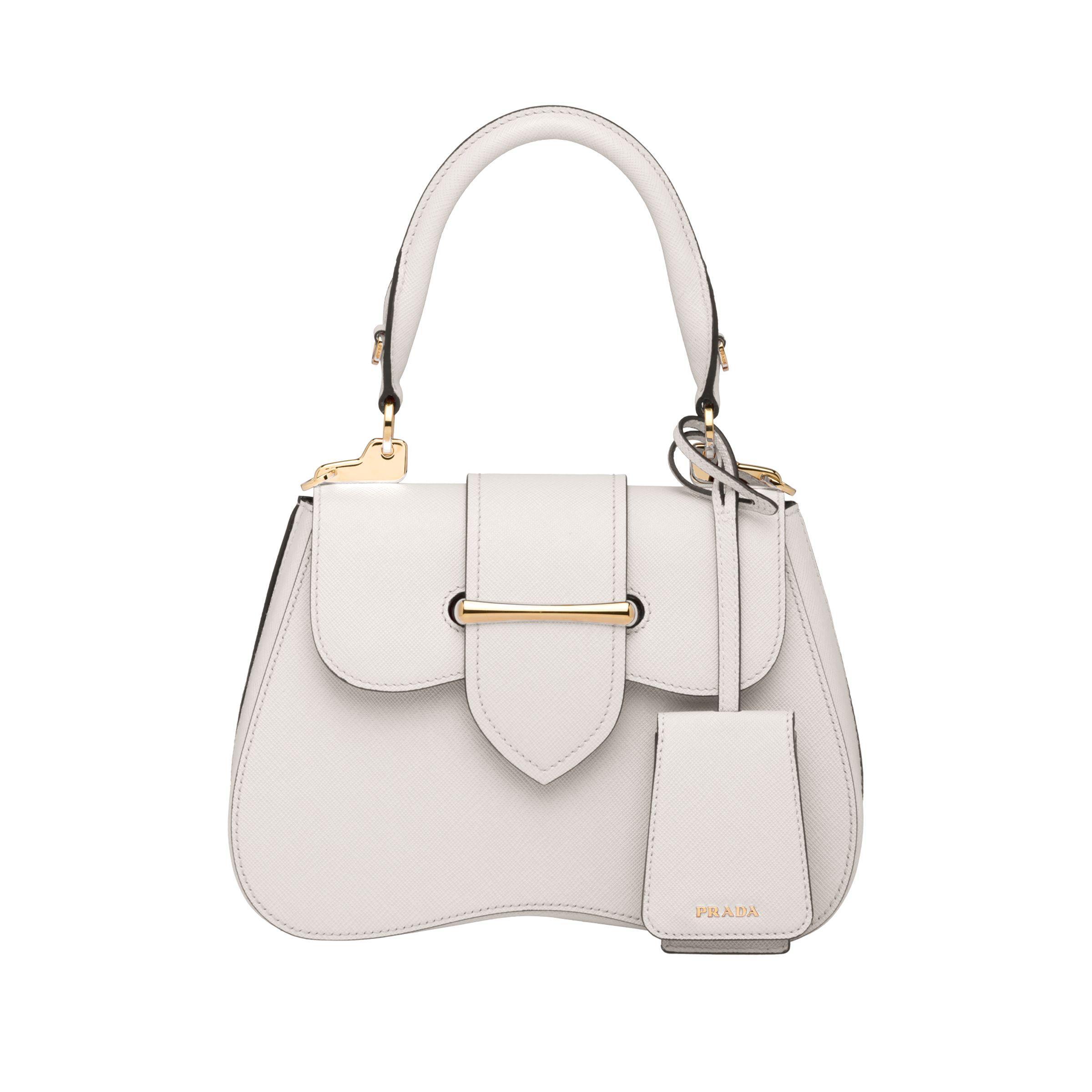 422b301599da Prada - Multicolor Sidonie Saffiano Leather Bag - Lyst. View fullscreen