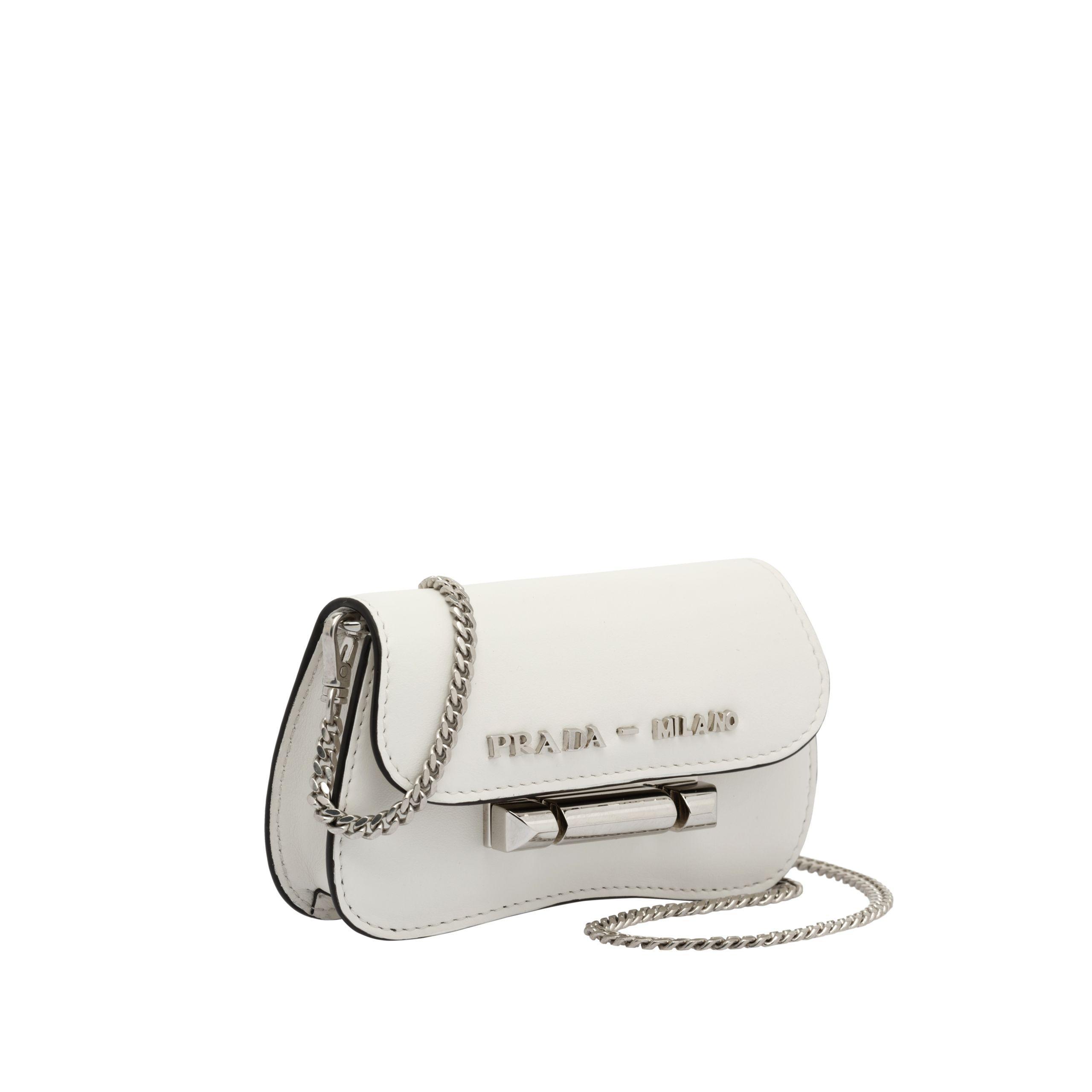 546a6d347e Prada Multicolor Sybille Leather Mini-bag