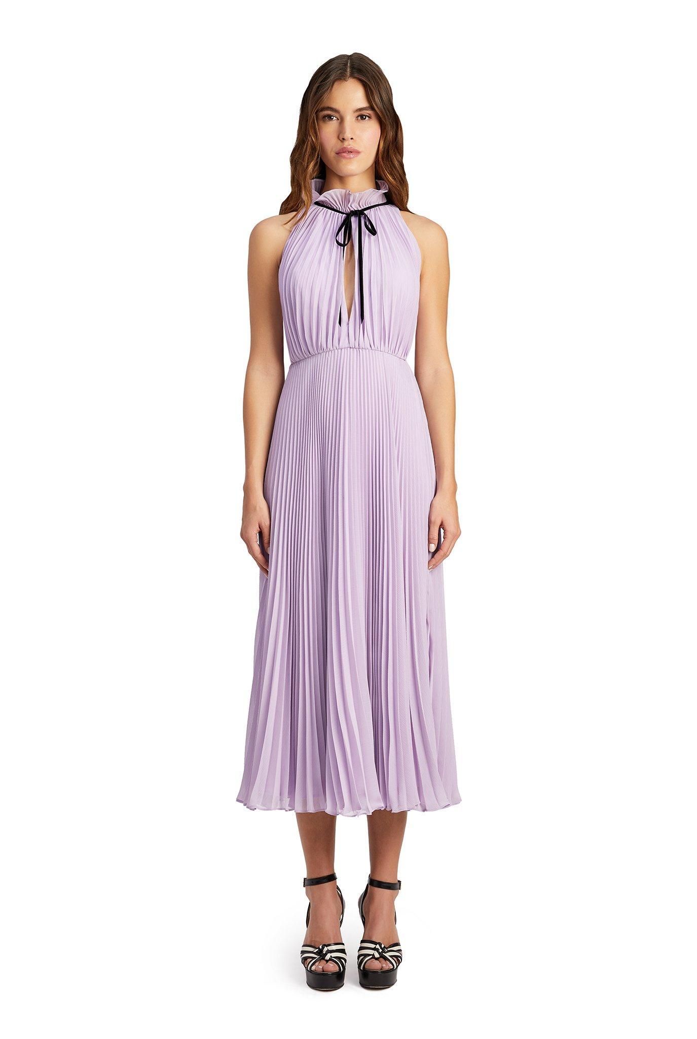 f27913962b8e Lyst - JILL Jill Stuart Chiffon Gown in Purple