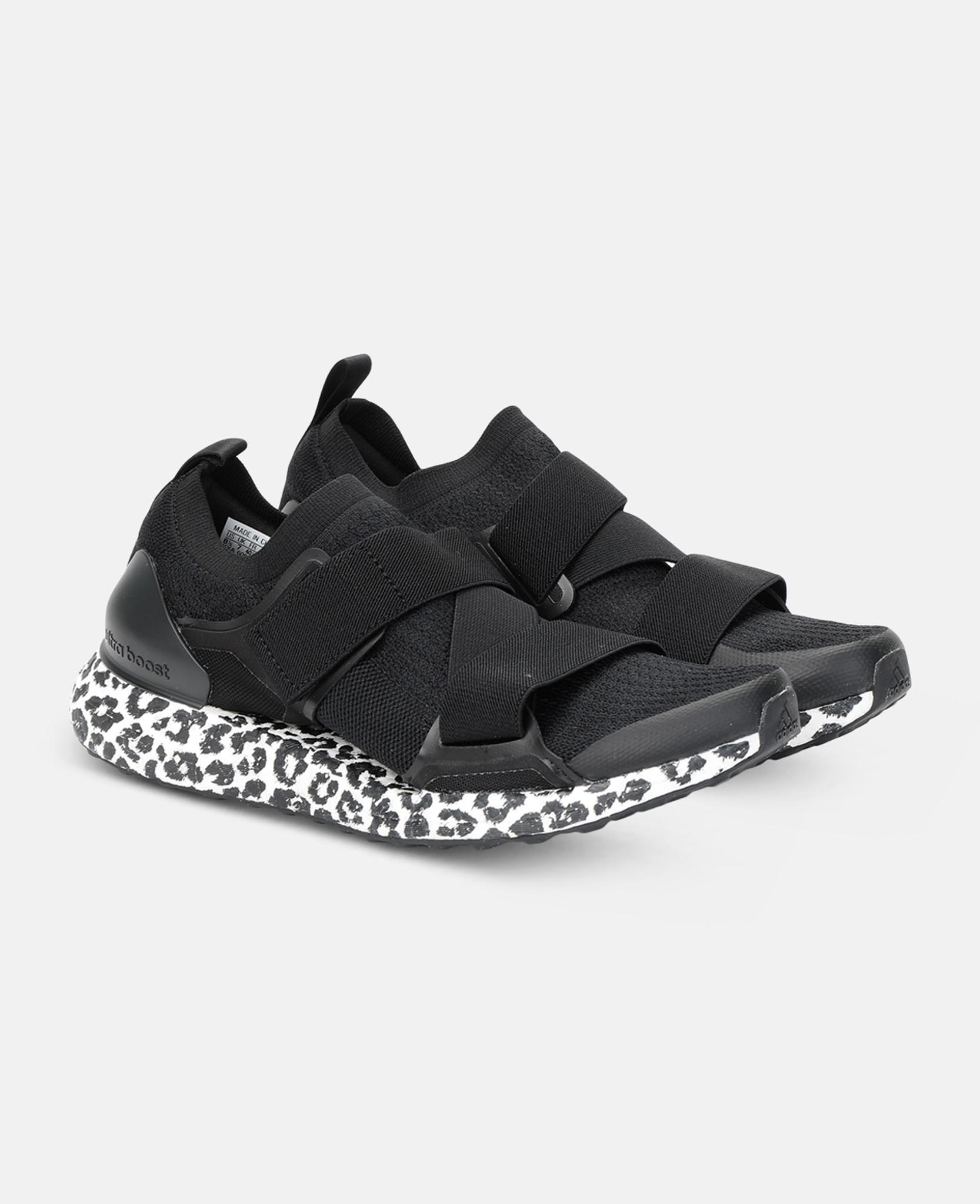 7e8e46fb9004 ... Lyst - Adidas By Stella Mccartney Ultraboost X Black And White Womens  Sneakers in Black ...