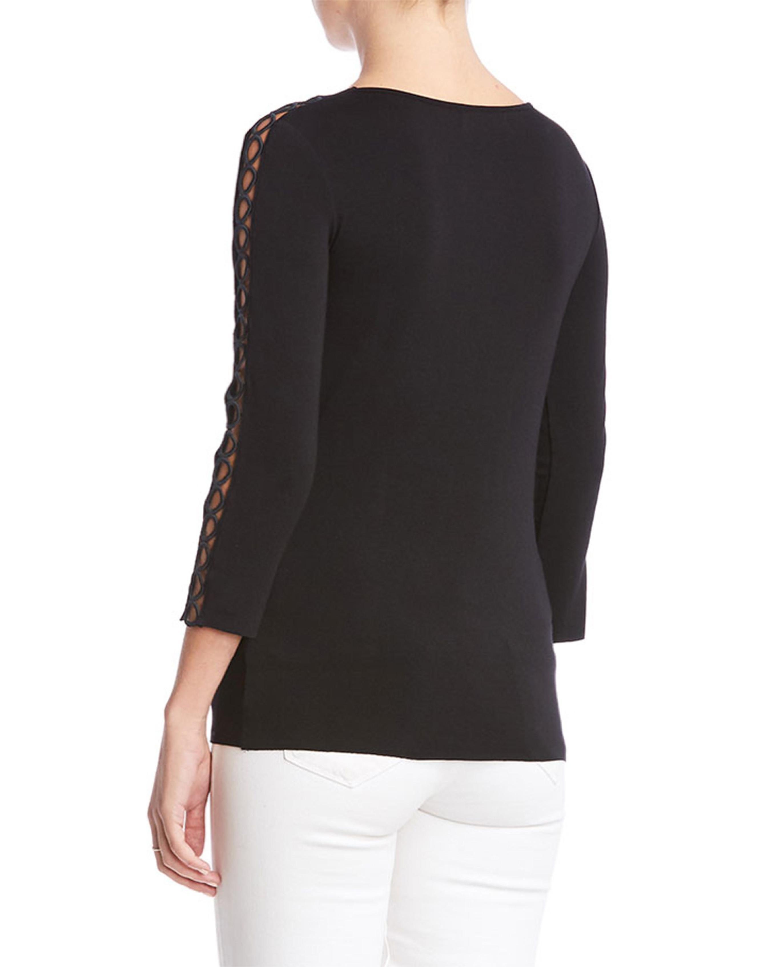 O/'Neill Women Daphne 3//4 Sleeve Raglan T-Shirt Tee Sz Small