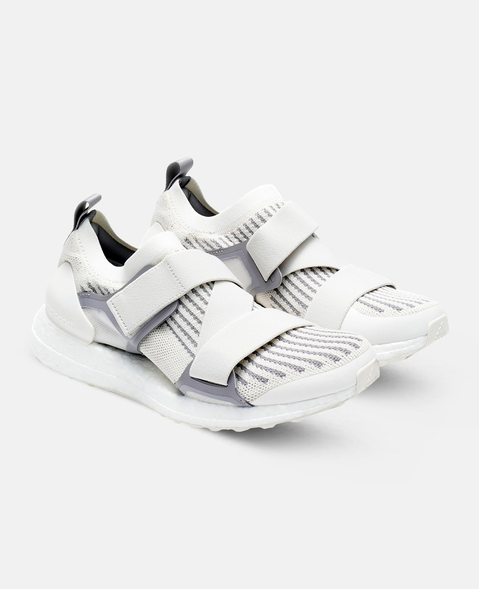 40d21f116be5f Adidas By Stella McCartney Gray Ultraboost X 3d Sneakers