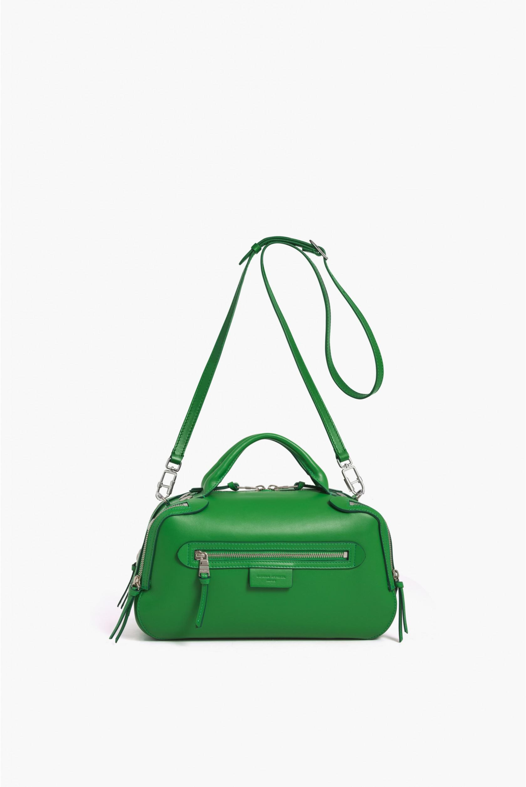 3444f23fa907 Lyst - Sonia Rykiel Small Boulevard Bag in Green