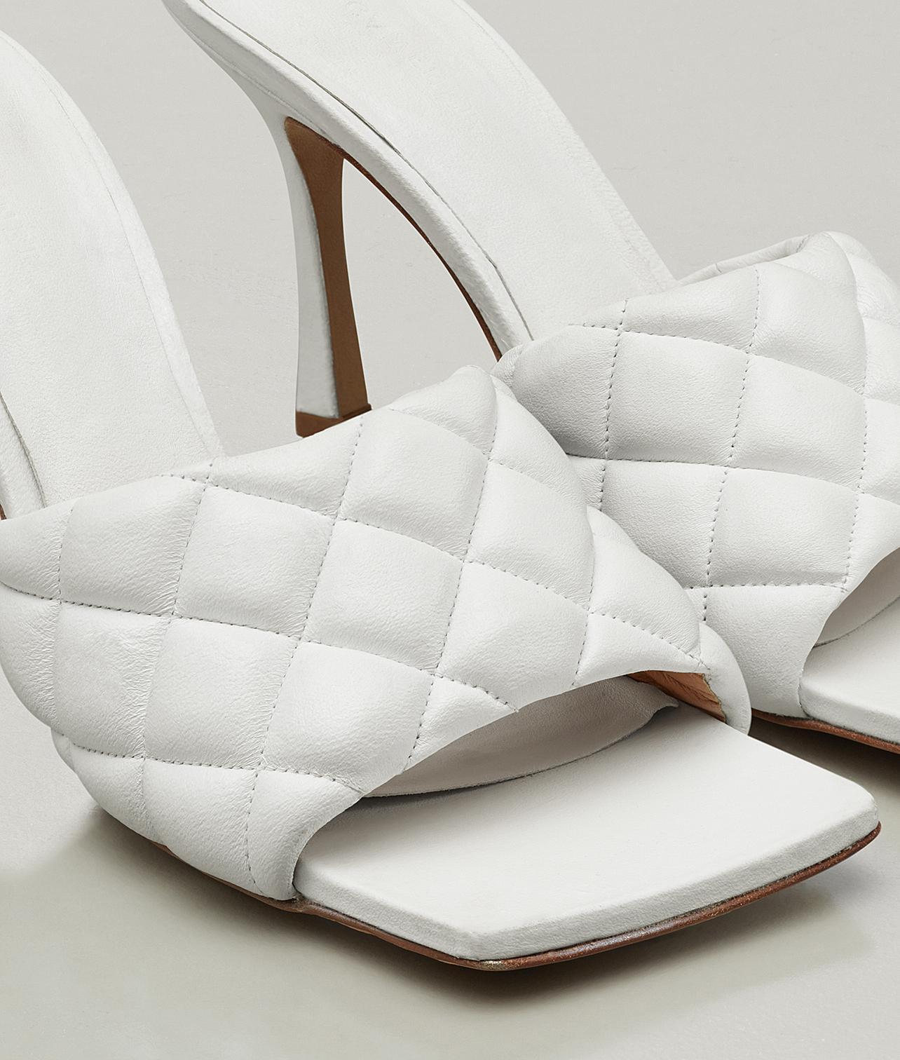 BOTTEGA VENETA   Sandals   SANDALS   Bv Board Leather