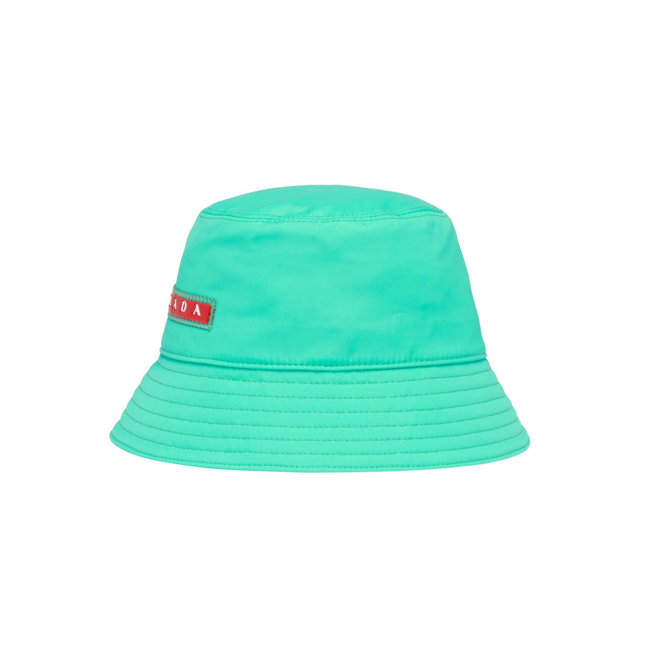 Prada. Women s Green Technical Fabric Cap.  340 From Orchard Mile 76b8f813aa29