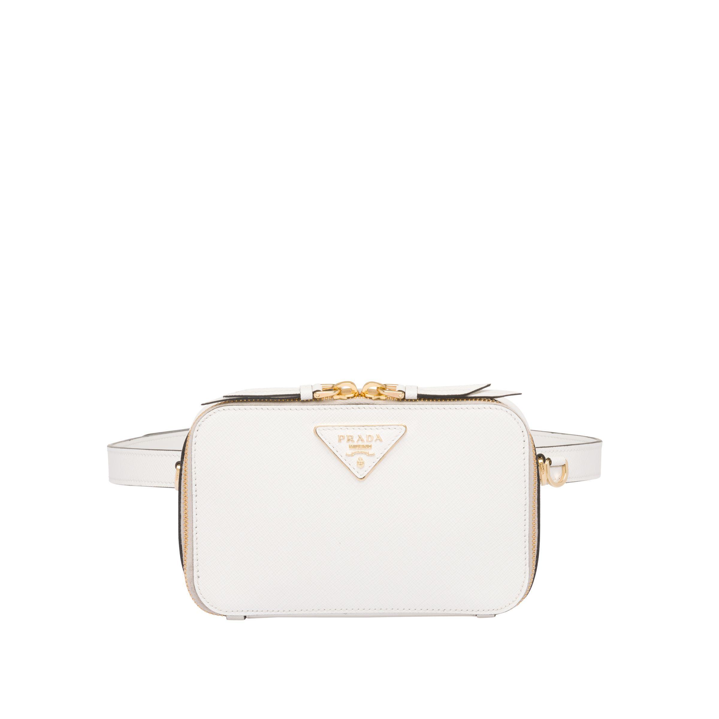 323e586afbea62 Prada. Women's Odette Saffiano Leather Belt Bag. $1,270 From Orchard Mile