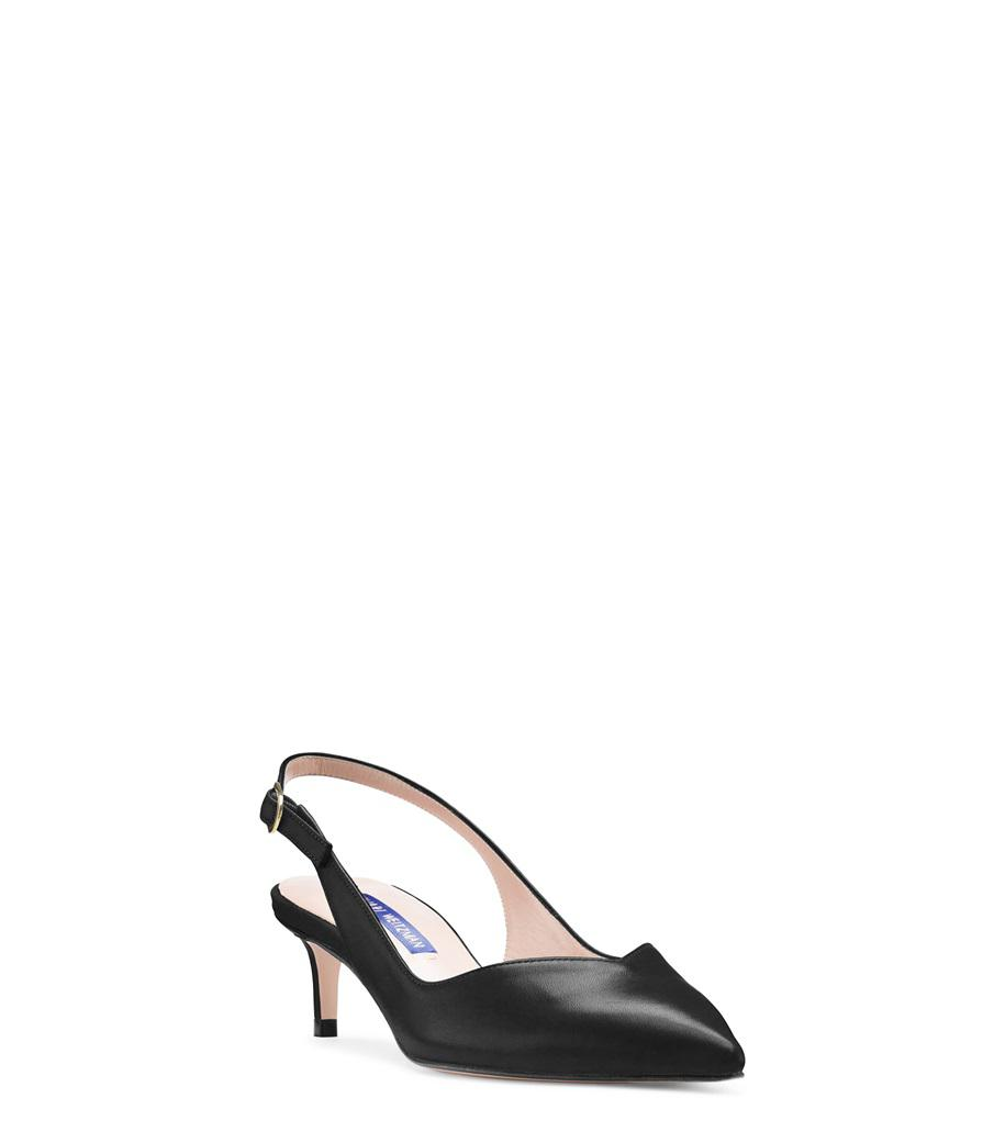 bfee94ebc6f Stuart Weitzman - Black The Edith Pump - Lyst. View fullscreen