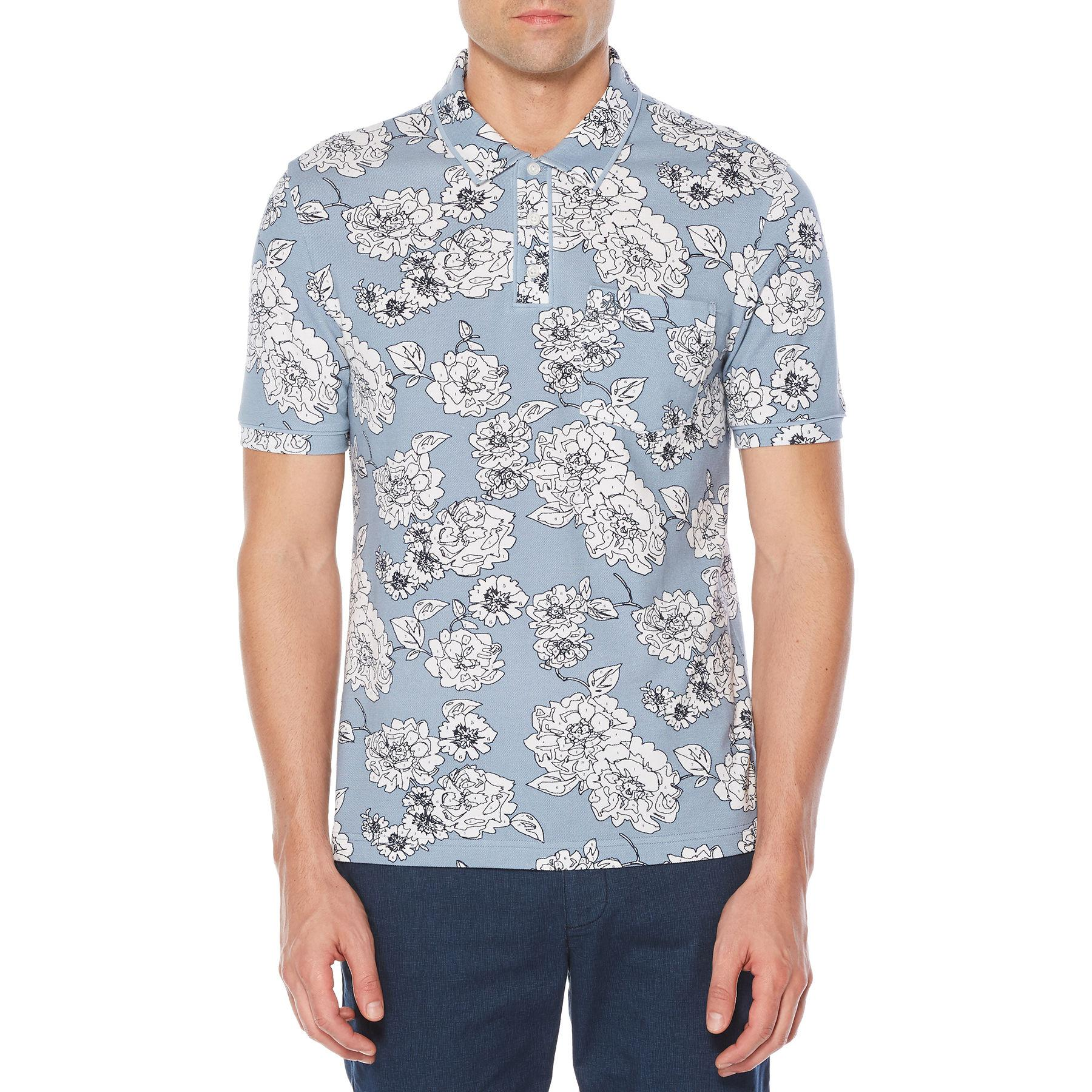 Lyst - Original Penguin Color By Numbers Earltm Polo in Blue for Men