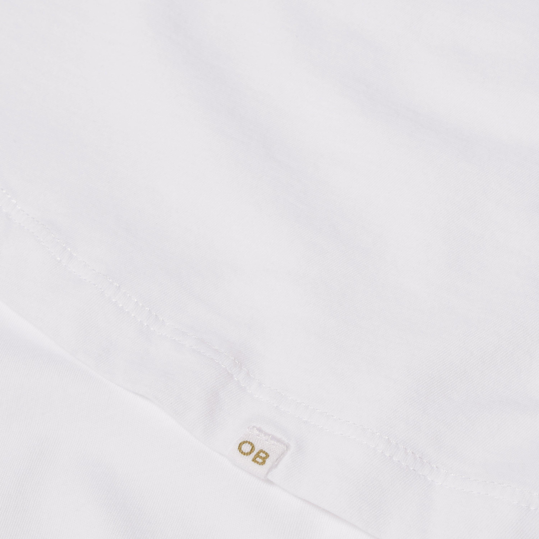 Orlebar Brown Cotton Ob-v in White for Men