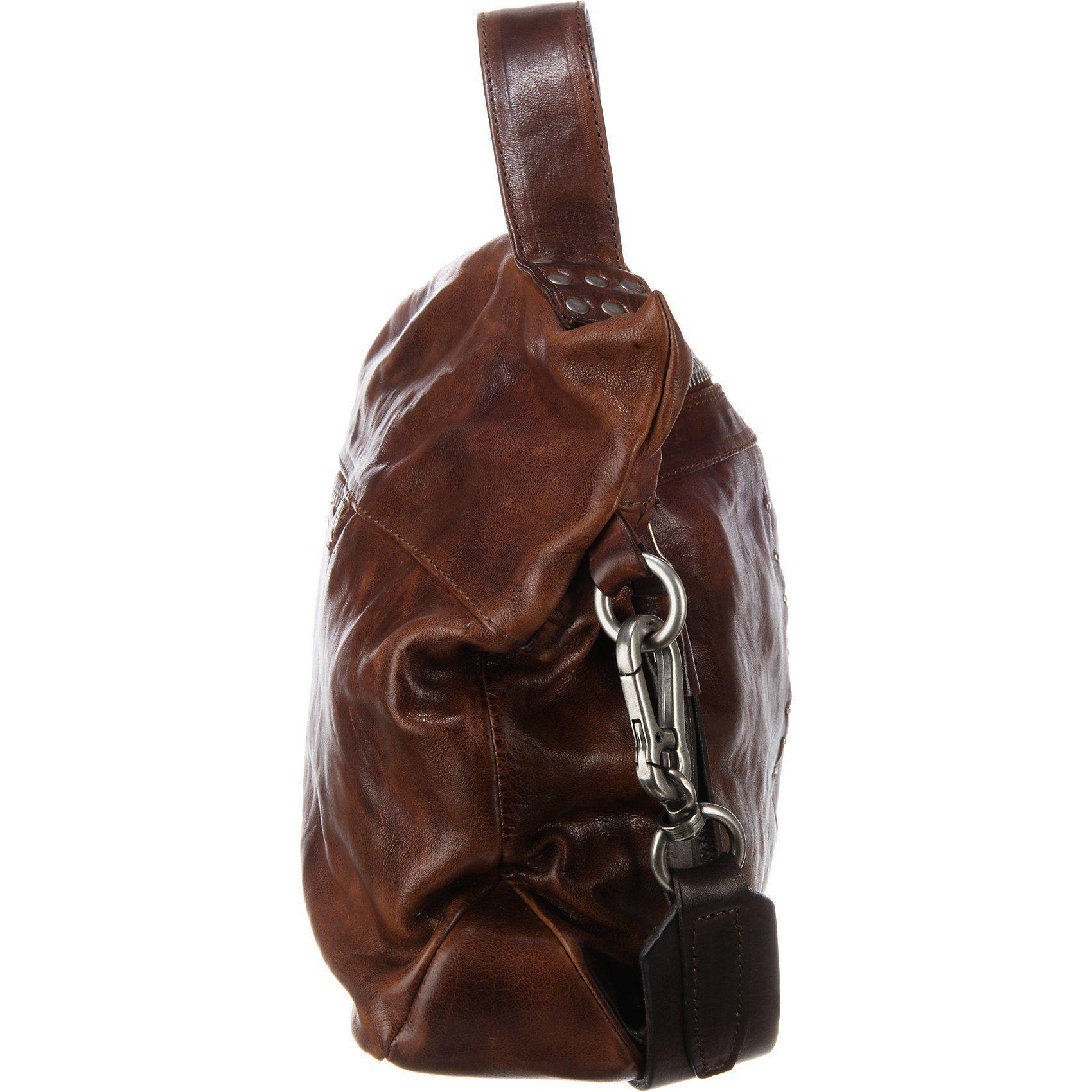 A.s.98 Handtasche in Braun KCt33