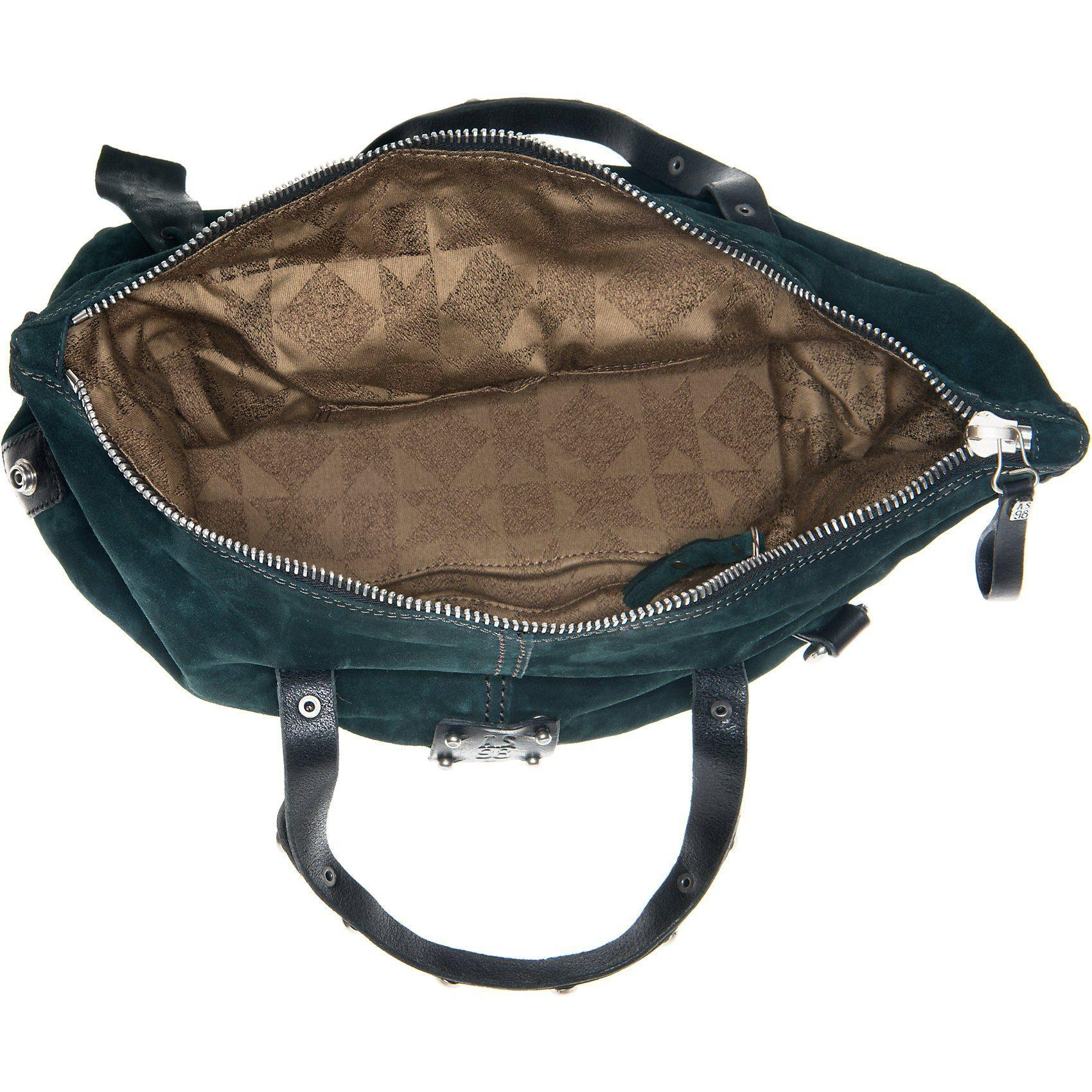 A.s.98 Handtaschen in Grün Lz3XG
