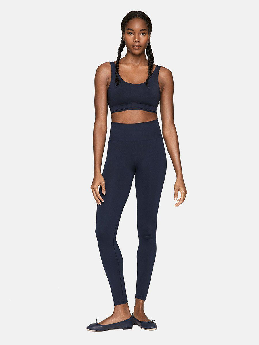 663710ebd461b Outdoor Voices Studio Skin Legging in Blue - Lyst