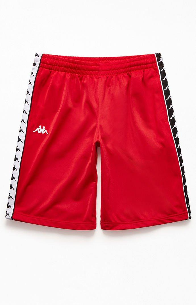 2aedc1ed7c Kappa Banda Treadwell Active Shorts in Red for Men - Lyst