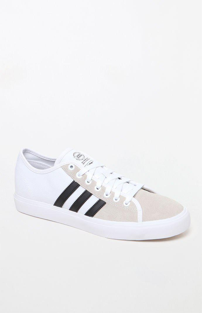 adidas Canvas Matchcourt Rx Shoes in