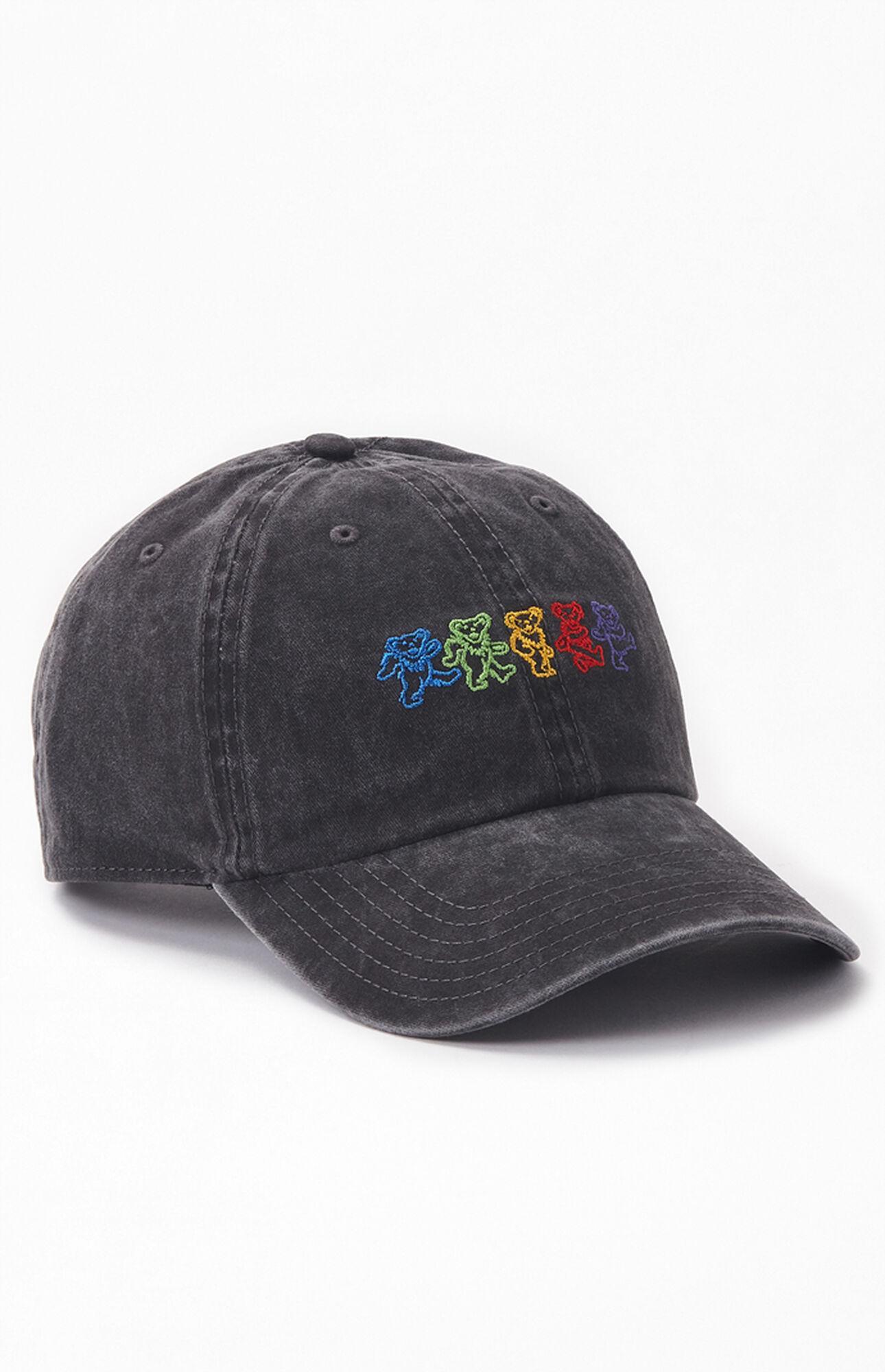 Grateful Dead Classic Baseball Cap with Adjustable Hat Men Women Unisex