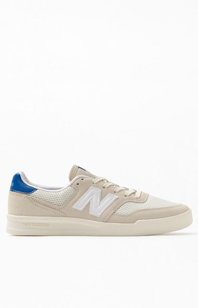 New Balance Suede Off White Crt300v2 Shoes for Men - Lyst