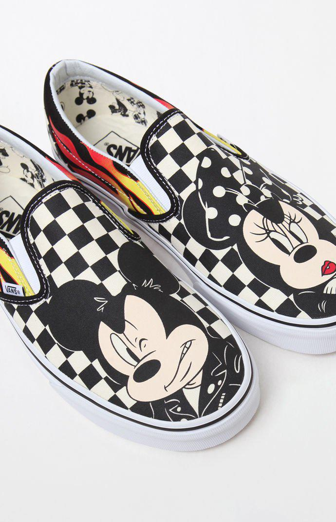 Vans Rubber X Disney Mickey \u0026 Minnie