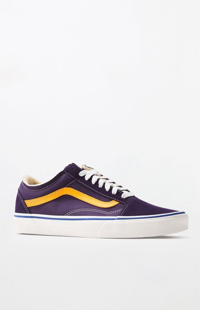 30bcc920255f0d Lyst - Vans Purple Foam Old Skool Shoes in Purple for Men