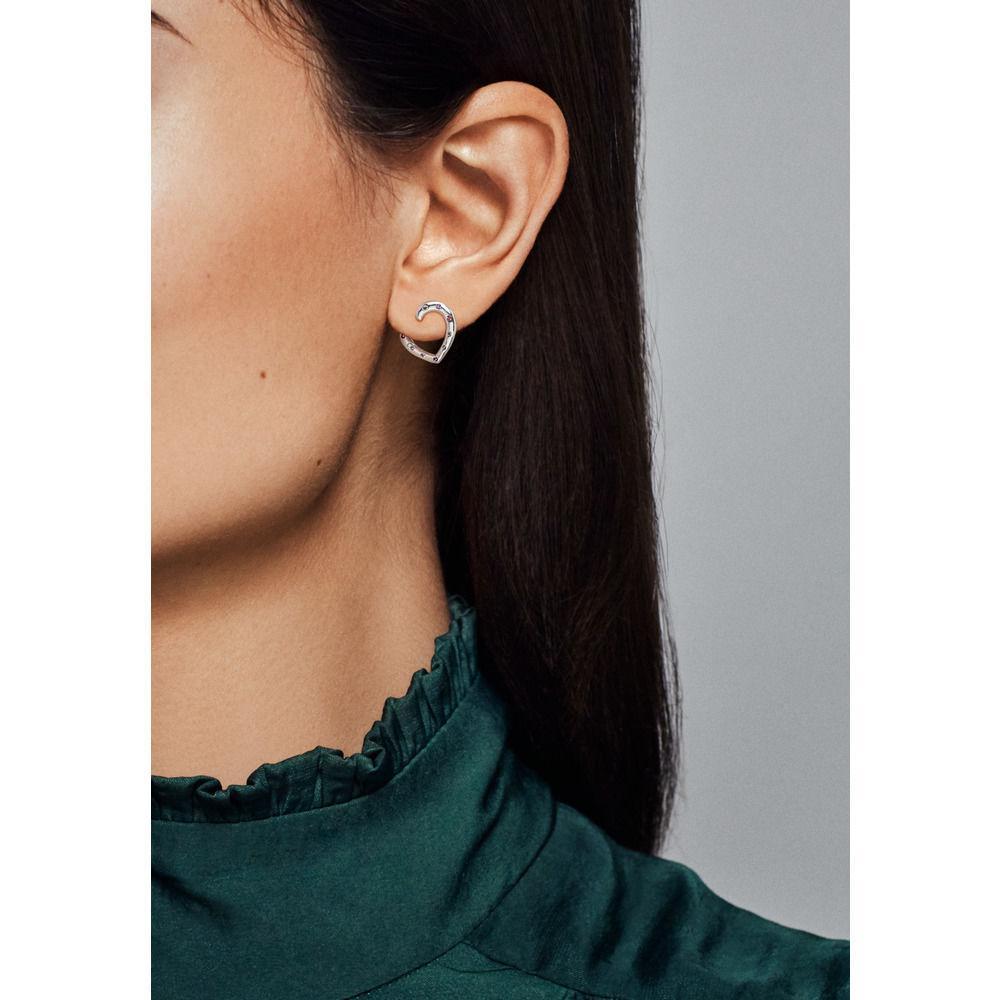31c18ac9c Gallery. Previously sold at: Pandora · Women's Hoop Earrings