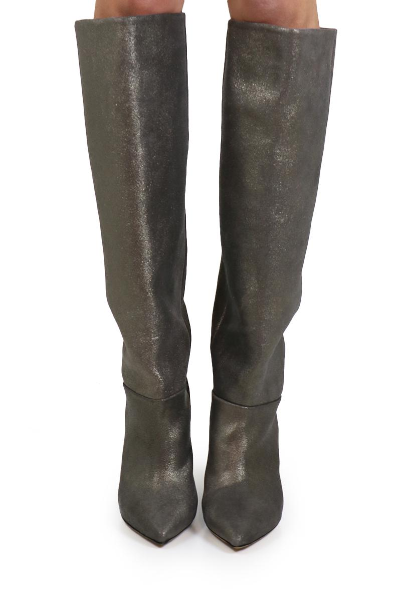 Ranald knee-high suede boots Isabel Marant Free Shipping Fashionable u7TBnuamr