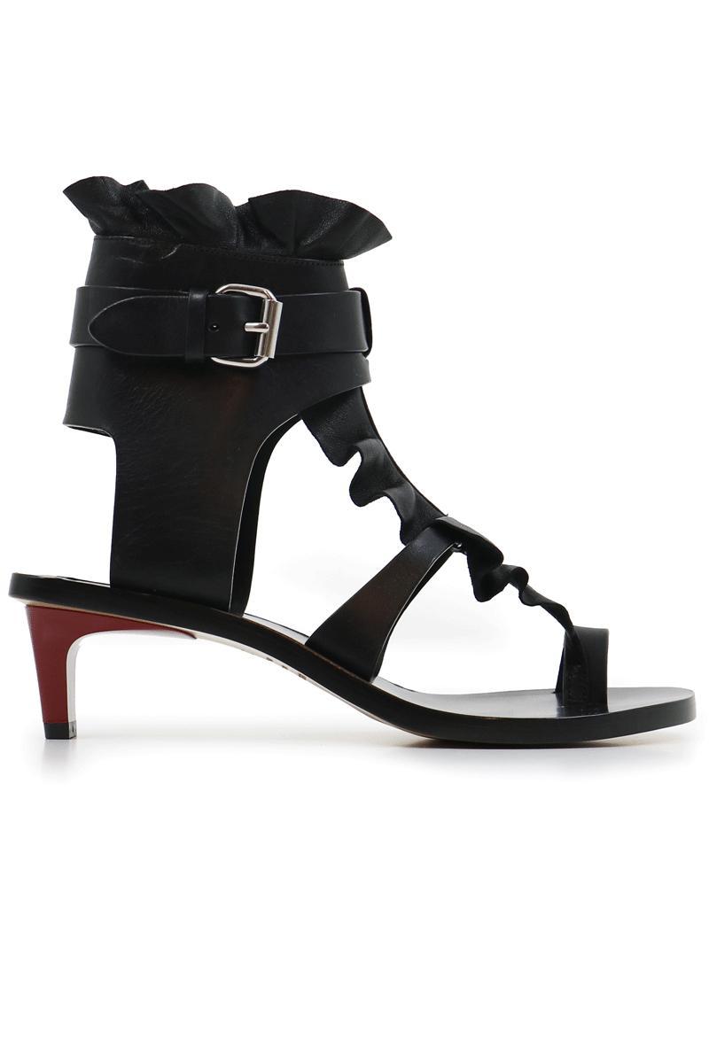 Gucci Black Tamly Sandals sOo03