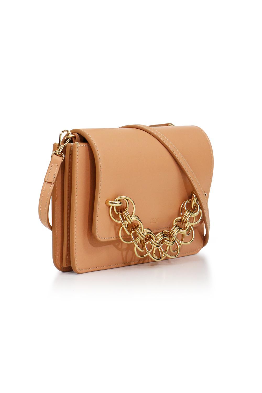 08a9df08 Chloé Drew Bijou Clutch Blushy Pink/gold