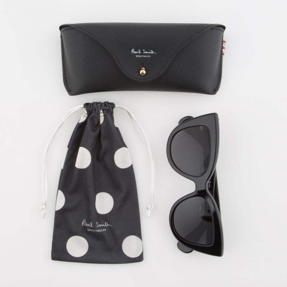 9bdfcbacd8 Paul Smith Onyx And Grey  lovell  Sunglasses - Lyst