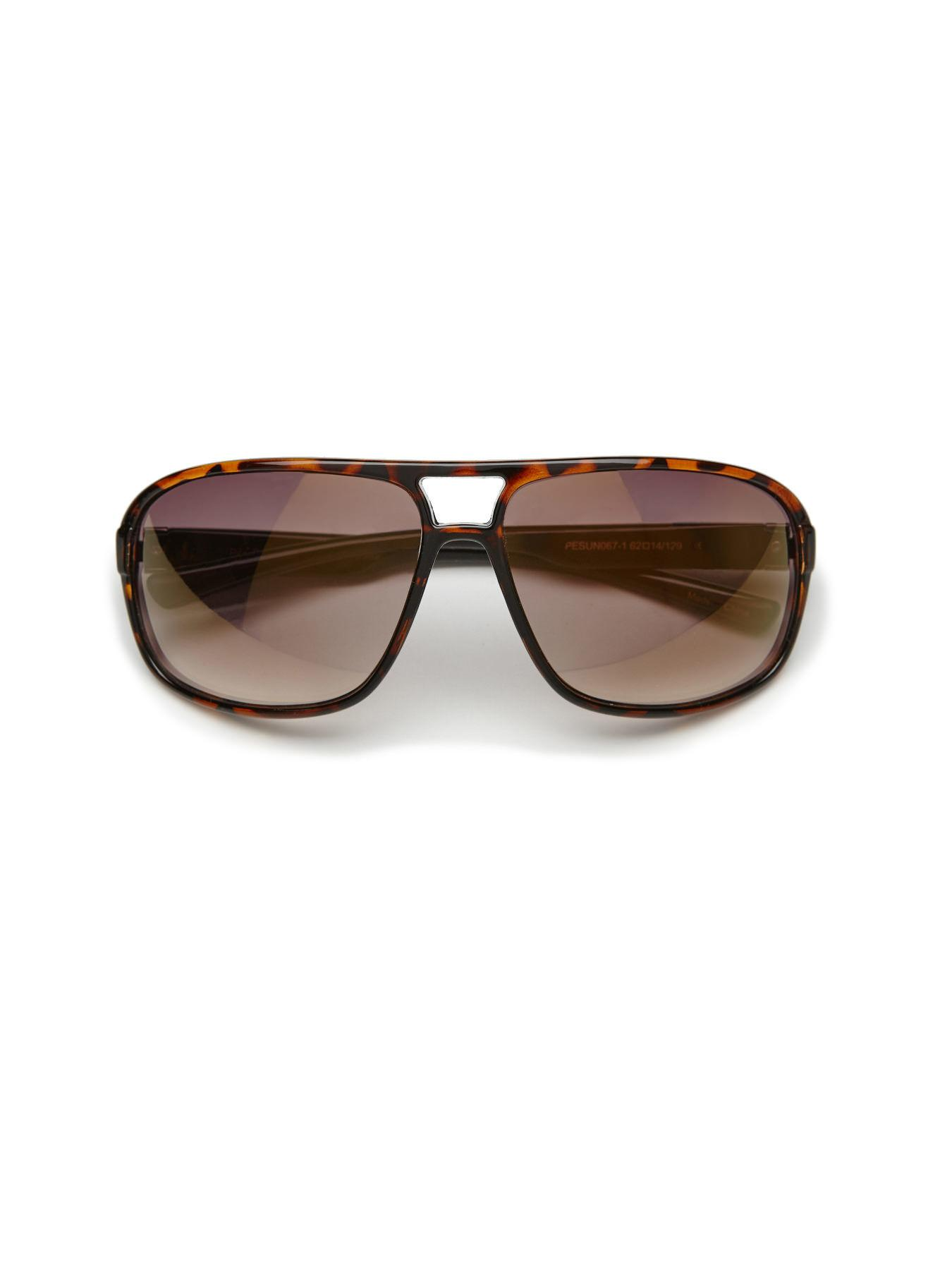 3e3259a8924 Perry Ellis - Brown The Tortoise Sunglasses for Men - Lyst. View fullscreen